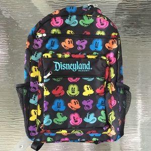 NWOT Disneyland BackPack